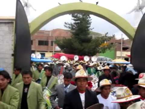 Video De Fabulosa Morenada Central Juliaca Banda Imperial Oruro En