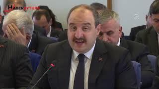 Sanayi ve Teknoloji Bakanı Varank Yatırım teşvikleriyle 205 bin kişinin istihdamı planlanıyor