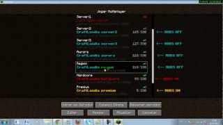 getlinkyoutube.com-Como entrar nos servidores da Craftlandia
