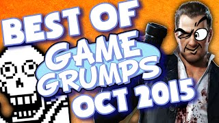 getlinkyoutube.com-BEST OF Game Grumps - Oct. 2015