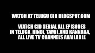 CID Hindi Episode 1051 - 8th March 2014