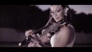 getlinkyoutube.com-Lovers On The Sun - David Guetta ( Taty Mesquita Violin Version)