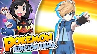 getlinkyoutube.com-¡¡Nuevos amigos en el equipo!!  |#08| Pokemon Luna (N3DS) en Español