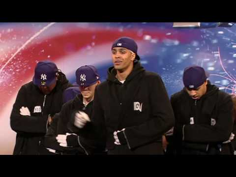 Itv1 Britains Got Talent - Diversity Dance Performance - 200