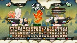 Ino Vs Sakura Swimsuit -NARUTO Ultimate Ninja Storm 3 Full Burst