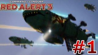 getlinkyoutube.com-Red Alert 3 (เนื้อเรื่องโซเวียต) #1 - นกฌไรคและความยุ่งเหยิง