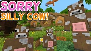 SORRY SILLY COW!! (MURDERER) - The Hobbit Murder Mystery Minecraft Xbox
