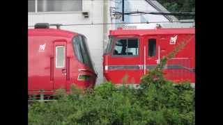 getlinkyoutube.com-【廃車解体】名鉄1380系1384Fの引退までの思い出