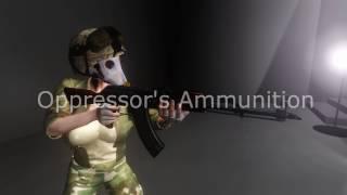 getlinkyoutube.com-Skyrim Mod - Oppressor's Ammunition (탄약) by Oppressor