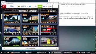 getlinkyoutube.com-Hack Asphalt 8: Airborne - Money, Car & Nitro - v 2.1.0p Trainer WINDOWS 8/8.1/10 ACTUALIZADO