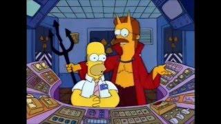 getlinkyoutube.com-El Diablo y Homero Simpson (Parte 1/3) Los Simpson