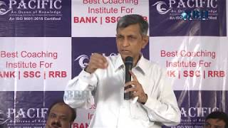 Dr Jayaprakash Narayana, Pacific Educare is a promising institute ...
