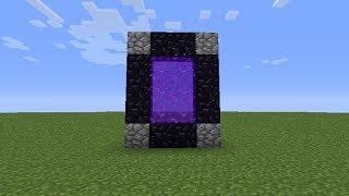 getlinkyoutube.com-Minecraft วิธีทำประตูนรกโดยไม่ใช่ที่ขุดเพชร