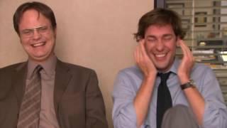 getlinkyoutube.com-The Office - Season 5 Bloopers