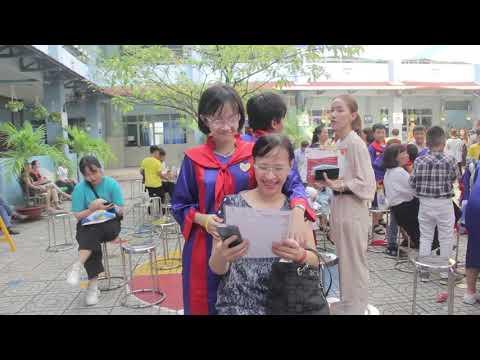 Lễ tri ân và trưởng thành cho học sinh lớp 5 của Trường Tiểu học Trương Định