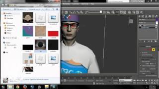 getlinkyoutube.com-Como Hacer Renders de Skins Con 3ds Max   Tutorial EmineMods 2014