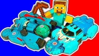 getlinkyoutube.com-Transformers Mini-Con Deployers Fun Little Robots In Disguise Toy