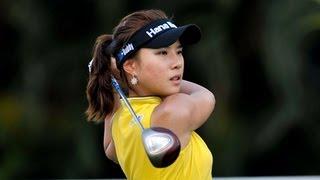 getlinkyoutube.com-Korean sizzle (Fashionable Women Golfers Pt 2)