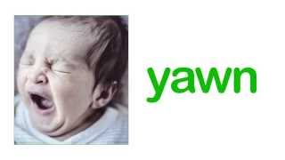 getlinkyoutube.com-Baby Flashcards: MYSELF. Learning and stimulation for babies.