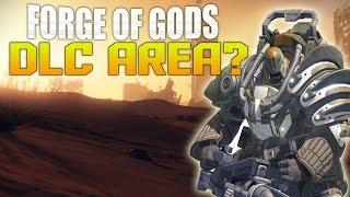 Destiny Glitches - Out of Map DLC Area on Mars? - Destiny Forge of Gods DLC Area?