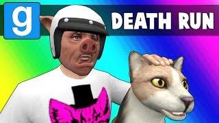 getlinkyoutube.com-Gmod Deathrun Funny Moments - CAT FIGHT! (Garry's Mod)