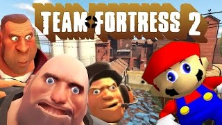 getlinkyoutube.com-If Mario was in...Team Fortress 2