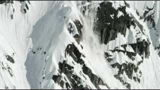 getlinkyoutube.com-Pro Skier Hacks Into Death Defying Run | The New York Times