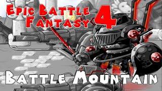 getlinkyoutube.com-Epic Battle Fantasy 4 - Battle Mountain - Part 5 - Normal Boss Marathon
