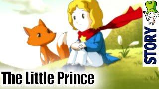 getlinkyoutube.com-The Little Prince - Bedtime Story (BedtimeStory.TV)