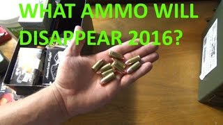 getlinkyoutube.com-What Ammo Will Disappear in Election Season 2016?