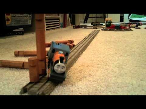 Accidents Happen #2-thomas The Tank Engine