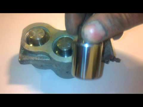 Мастерская Интерактивной Реставрации: блок цилиндров супортов ВАЗ-2121