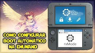 getlinkyoutube.com-[3DS] Como configurar Autoboot na emuNAND do rxTools 3.0 ou superior