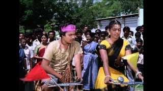 getlinkyoutube.com-Soorakottai Singakutti - Prabhu participates in Cycle Race