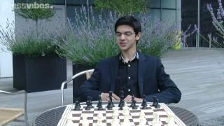 getlinkyoutube.com-Anish Giri, Dutch Chess Champion 2012 - interview