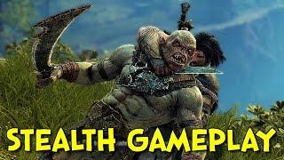 getlinkyoutube.com-Shadow of Mordor: Stealth Gameplay Commentary!