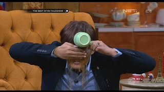 The Best of Ini Talkshow - Sule Stress Ngomong Sama Pak RT Ampe Cuci Muka Pake Air Teh
