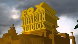 My Take On Fox Television Studios Logo