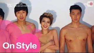 getlinkyoutube.com-패션킬라 Ep 2 : 안영미, 상남자들과 세미누드 화보촬영