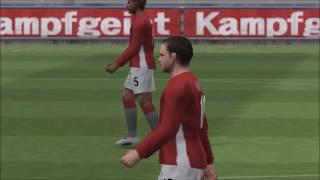 getlinkyoutube.com-Pro Evolution Soccer 2008 PSP Gameplay HD