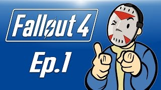 getlinkyoutube.com-Delirious plays Fallout 4! Ep. 1 (War Never Changes)