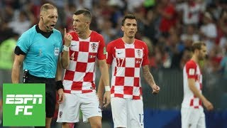 The World Cup™ Tonight crew talks about Croatia vs England | FIFA World Cup™ Tonight width=