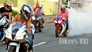 getlinkyoutube.com-BIKERS #100 - Best of Superbikes Sounds, Wheelie and Burnout Ultimate Compilation