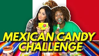 getlinkyoutube.com-Mexican Candy Challenge w/ GloZell! | Shay Mitchell
