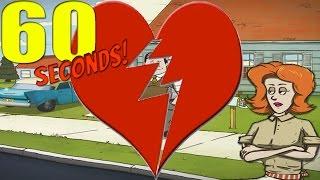getlinkyoutube.com-THE DIVORCE CHALLENGE! | 60 Seconds Game