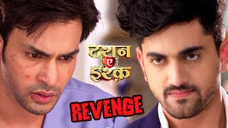 getlinkyoutube.com-Kunj Plans REVENGE Against Yuvi | Tashan E Ishq | ZEE TV