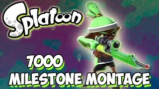 "getlinkyoutube.com-Splatoon MileStone Montage 7000 ""Tunnel Vision"""