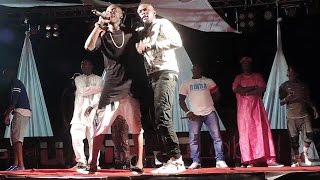 Iba One & Sidiki Diabaté - Concert Lendemain du Tabaski 2015