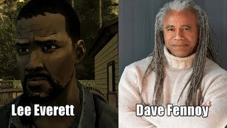 getlinkyoutube.com-Characters and Voice Actors - The Walking Dead Game: Season 1