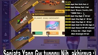 Xshot Indonesia, Top Up SkyBright Moon (Heavy Sniper)